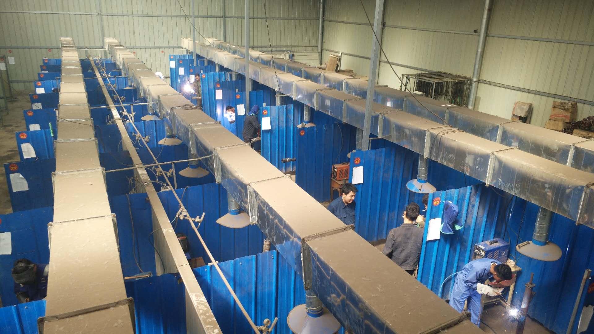 河南洛阳管道焊培学校学员来自山东电厂老焊工培训学校